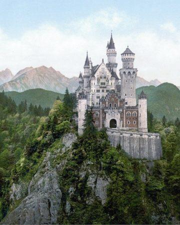 Замки и города Баварии