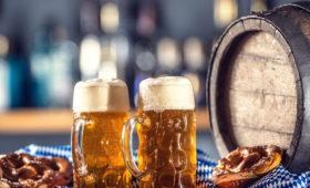 Пивные рестораны Мюнхена