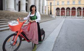 Велосипедный тур по Мюнхену
