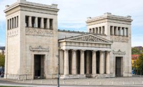 Мюнхен в третьем рейхе