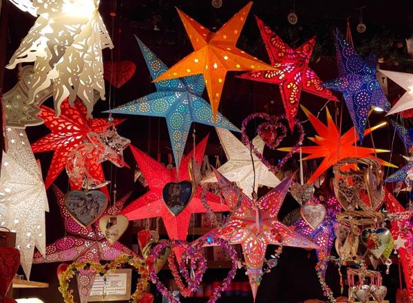 Рождественские ярмарки Мюнхен