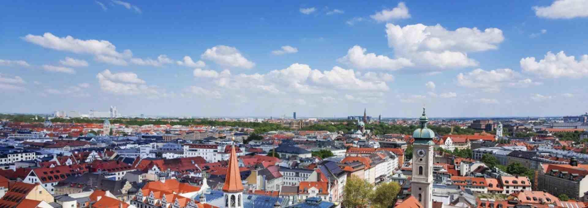 Экскурсии в Мюнхене и Баварии