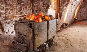 Соляная шахта Берхтесгаден